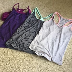 Old Navy workout tops